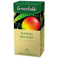 Чай  Greenfield Mango Delight пакетированный  25пак.
