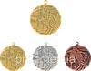 "Медаль ""Баскетбол"" MMC1440 с лентой"