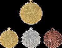 "Медаль ""Баскетбол"" MMC1440/B с лентой (бронза)"