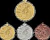 """Медаль """"Футбол"""" MMC1340/B с лентой (бронза)"""