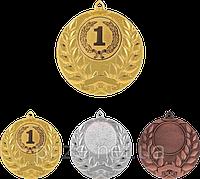 Медаль MMC1750/B с жетоном и лентой (бронза)