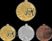 Медаль MMC4045 с жетоном и лентой