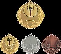 Медаль MMC5052/B с жетоном и лентой (бронза)