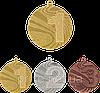 Медаль MMC6040/B с лентой (бронза)