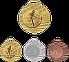 Медаль MMC7040/B с жетоном и лентой (бронза)