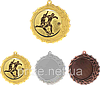 Медаль MMC7072/B с жетоном и лентой (бронза)