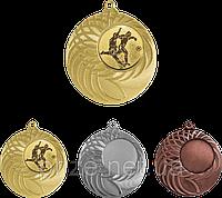 Медаль MMC9050/B с жетоном и лентой (бронза)