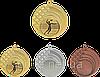 Медаль MMC9045/B с жетоном и лентой (бронза)
