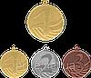 Медаль MD1291 с лентой