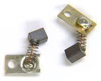 Щетки для микромотора фрезера, комплект 2шт. (3,4 х 3,4)
