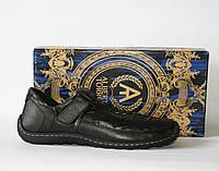 Мужские сандалии Alberto Torresi оригинал натуральная кожа 40