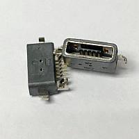 XiaoMi MI 1, 2 M3 гнездо разъём micro USB ОРИГИНАЛ