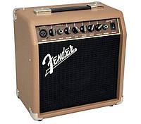 Комбопідсилювач для акустичної гітари Fender Acoustasonic 15