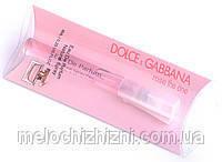 Женская туалетная вода 8 мл Dolce&Gabbana Rose The One (Арт. 11Н)