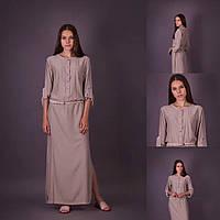 Платье-рубашка Loro Piana (Италия)