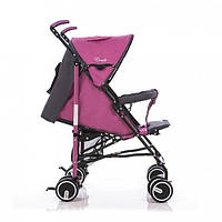 Коляска-трость Everflo SK-165 (Новая Модель - Закрытые Колеса) pink