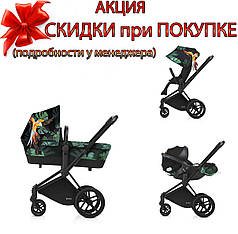 Коляска 3 в 1 Cybex Priam Birds of Paradise