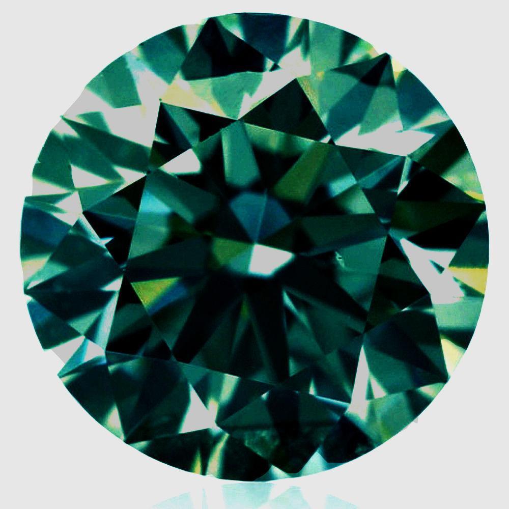 Діамант - Муассанит 5.03 ct VVS1/11.55 MM
