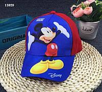 Кепка Mickey Mouse для мальчика. 52-54 см