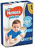 Трусики Huggies Pants для мальчиков 3 (6-11 кг) 44 шт.