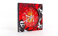 Часы настенные Клубные SPAIN FB-1963-SPA. Суперцена!
