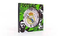 Часы настенные Клубные REAL MADRID FB-1963-RMAD. Суперцена!