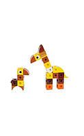 Конструктор В мире животных. Жираф 7256, Gigo