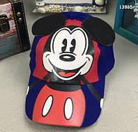 Кепка Mickey Mouse для мальчика. 54-56 см
