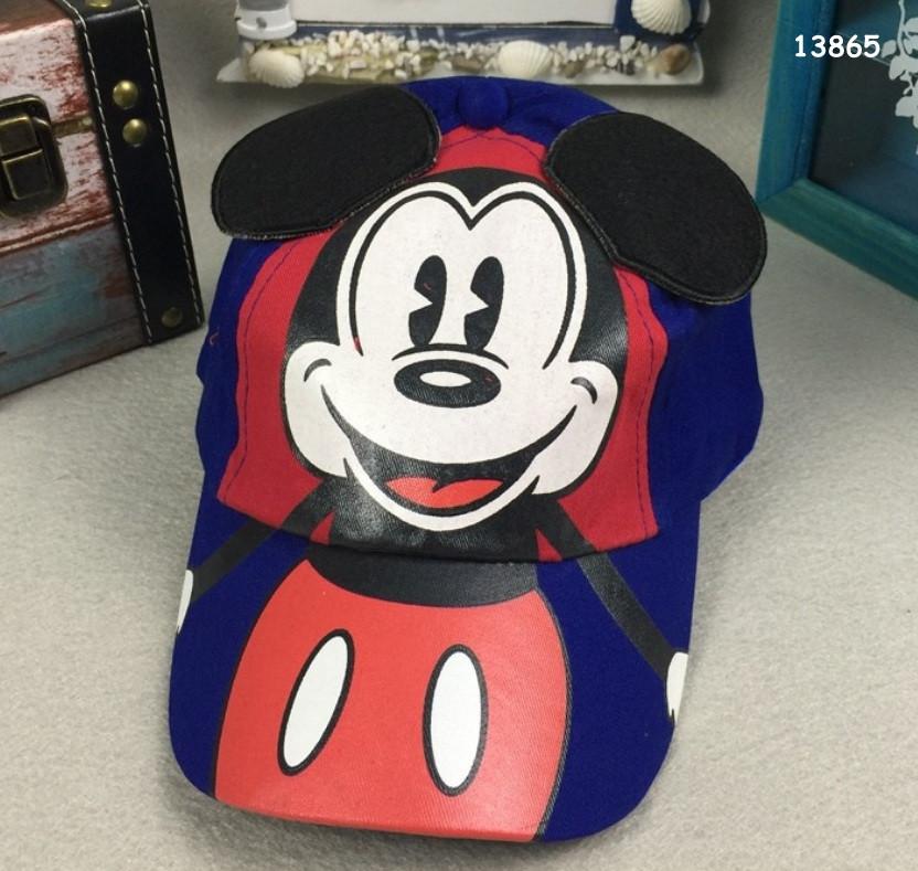 Кепка Mickey Mouse для мальчика. 54-56 см, фото 1