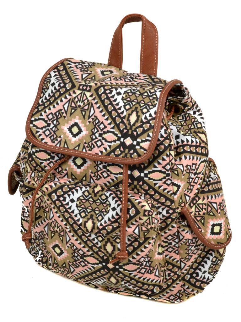 Рюкзак Городской ткань Индия 6129-57