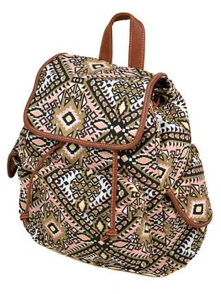 Рюкзак Городской ткань Индия 6129-57, фото 2