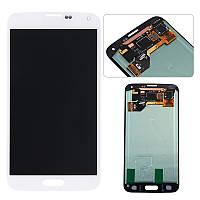 Дисплей Samsung G800H Galaxy S5 Mini с сенсором черный
