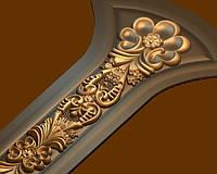 Филенка резная для дверей «Lotos»