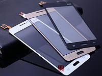 Сенсор Samsung S3850 Corby 2 белый оригинал