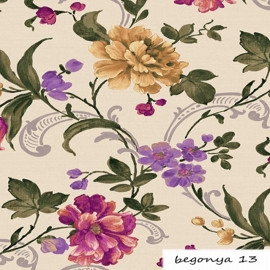 Ткань для штор Begonya 13