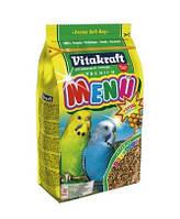 Корм для волнистых попугаев Vitakraft  Menu 0.4 кг