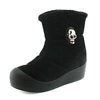 Ботинки зимние женские Sorte Felice W694-Y3021 черные