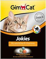 GimCat Jokies лакомство на основе сухого молока, 400 шт