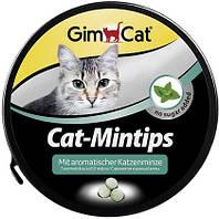 408941 GimCat Cat Mintips лакомство с ароматом кошачьей мяты, 90 шт