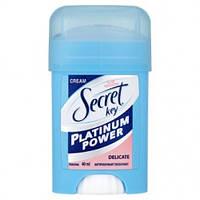Дезодорант кремовый Secret Key Platinum Power Delicate, Procter&Gamble