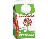 Продукт кисломолочный Яготинське Геролакт 3,2% пюр 500г