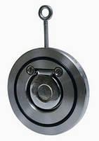 Клапан обратный межфланцевый одностворчатый из нержавеющей стали Genebre модель 2406