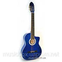 Гитара классическая c нейлоновыми струнами Bandes CG 851С BL 39'