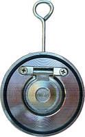 Клапан обратный межфланцевый поворотный из нержавеющей стали TCV-16SS