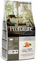 Pronature Holistic Cat Adult Indoor с индейкой и клюквой, 5,44 кг