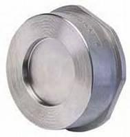 Клапан обратный межфланцевый дисковый из нержавеющей стали Genebre модель 2415
