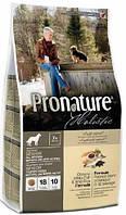 Pronature Holistic Dog Senior с океанической белой рыбой и диким рисом, 13,6 кг