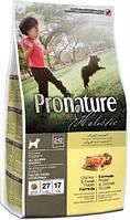 Pronature Holistic Puppy с курицей и бататом, 340 гр
