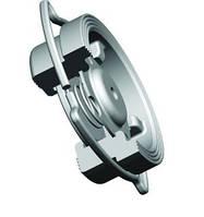 Клапан обратный межфланцевый дисковый пружинный из нержавеющей стали Duyar T-0340
