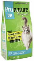 Pronature Original Cat Adult Seafood Delight с морепродуктами, 2,72 кг